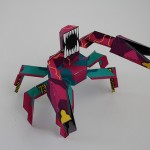 Papertoys Monsters