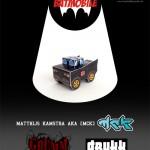 Foldskool Heroes: Batmobile