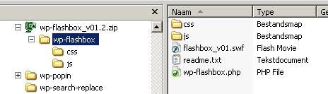 FlashBox zip