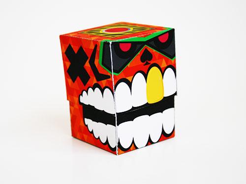 GrummSkull Paper Toy