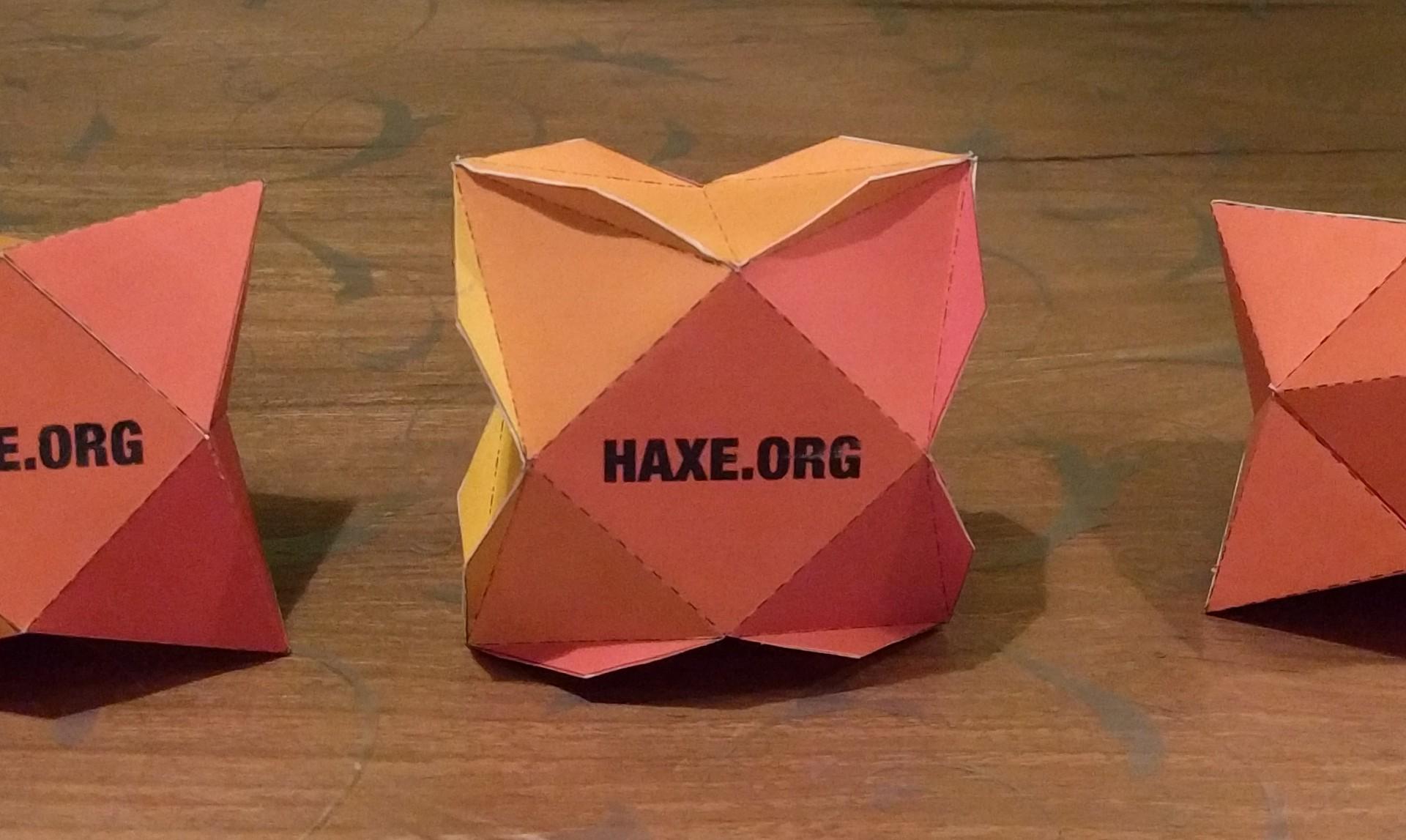 haxe_logo_papertoy_header