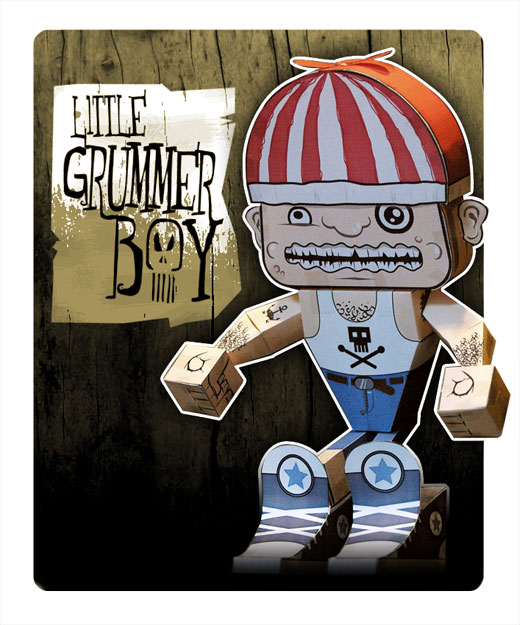Little Grummerboy by Hardy, a Grumm Custom