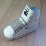 PUMA – First Round – urban paper sneaker