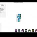 Pixel Sprite Generator Editor