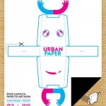 Book Launch and Paper Toy Art Show – Cafe Pause – Tokyo