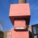 Urban papercraft: Sjors Trimbach