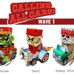 Calling all cars – wave 1
