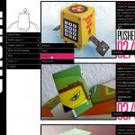 New homepage for Drukk, Selfish Series and Pusher Series