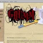 Grumm homepage update
