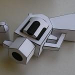 Revolvrr papertoy