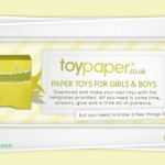Urban papercraft : Toypaper